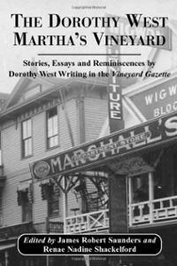 The Dorothy West Martha's Vineyard