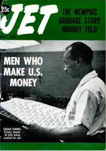 Jet Magazine, 1968
