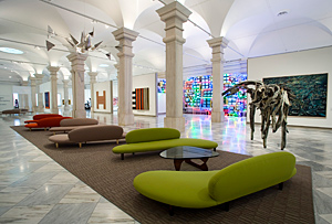 American Art Museum and the Renwick Gallery