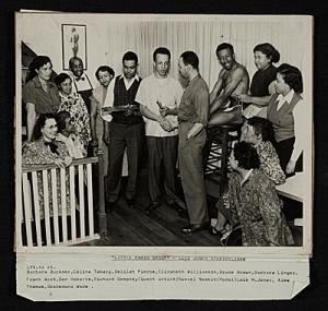 The Little Paris Group, 1948
