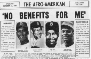 Sample Afro-American Newspaper