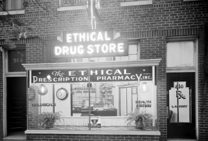 The Ethical Prescription Pharmacy