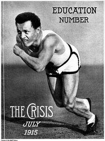 Sample Crisis Cover, 1915