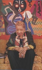 Dr. Loïs Mailou Jones, Artist