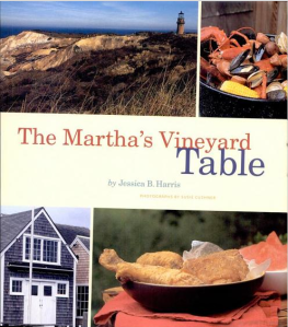 The Martha's Vineyard Table, Author Jessica B. Harris