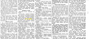 Delilah W. Pierce Phi Delta Kappa 1952 Delegate Listing.